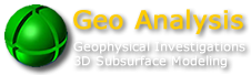 Geo Analysis | Utility mapping | Geophysical Surveys